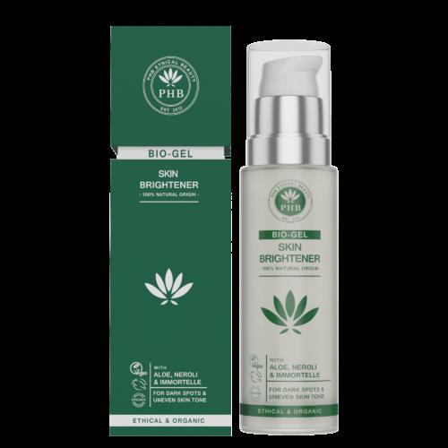 Vegan Skin Brightener bio gel