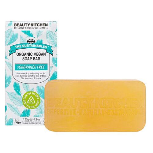 Organic Vegan Soap Bar