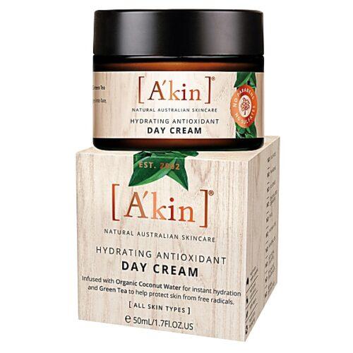 antioxidant vegan day cream
