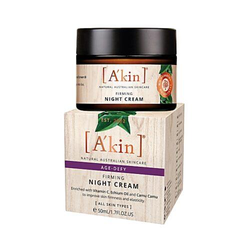 vegan firming night cream