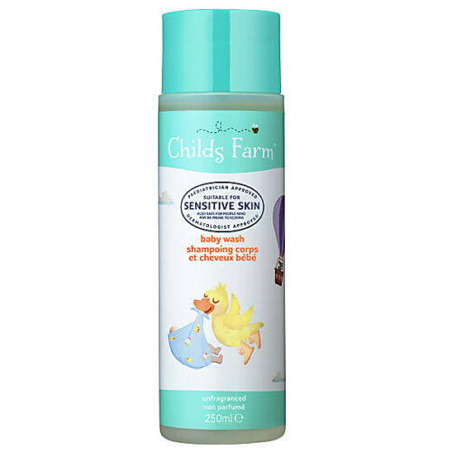 fragrance-free baby wash